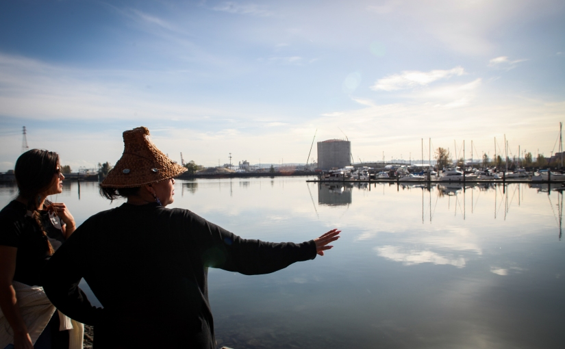 Puyallup Tribal Council calls for direct consultation with Clean Air Agency on Tacoma LNG plant