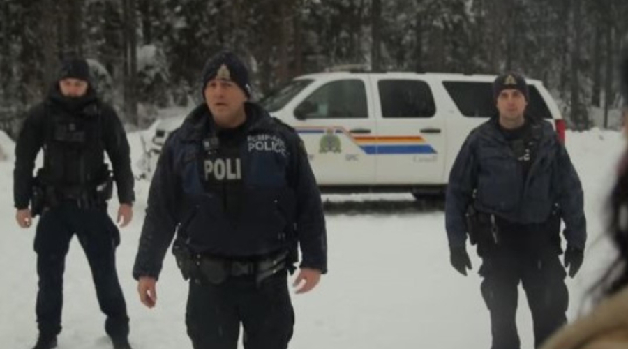 RCMP Harassment at Gidimt'en Checkpoint (VIDEO)